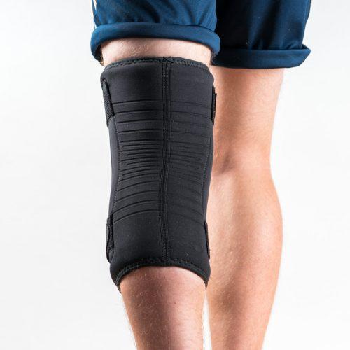 Bandage mit Stützfunktion an der Patella